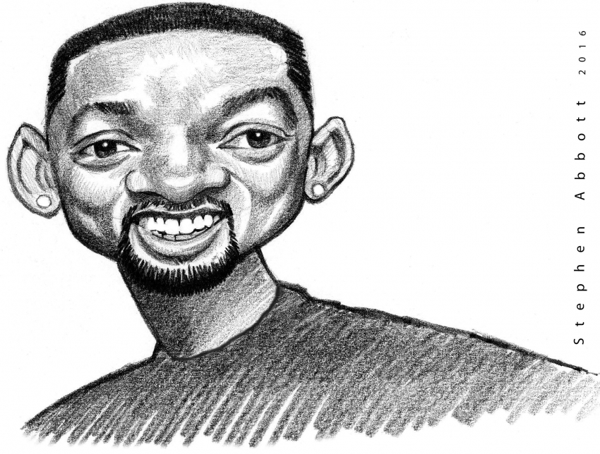 Will Smith by StephenAbbott